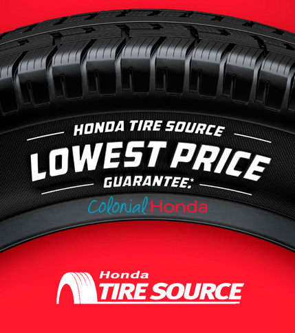 Colonial Honda - Tire Source